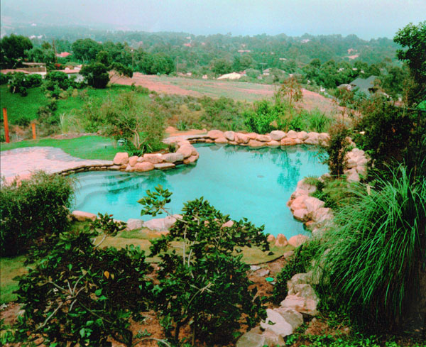 Recent Project - Malibu Pool & Spa